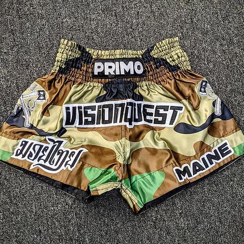 Camo Muay Thai Shorts