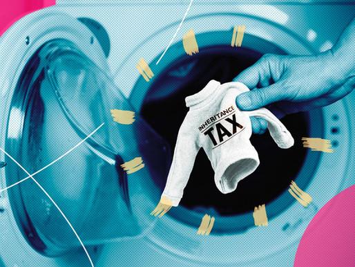 Five ways to reduce inheritance tax