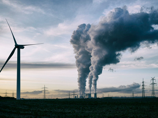 UK Government plans to reduce emission by 78% by 2035