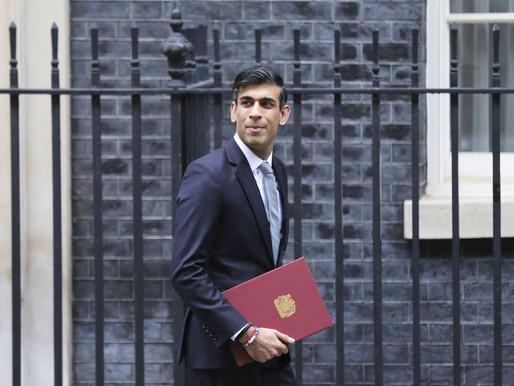 Rishi Sunak announces £15bn green finance plan