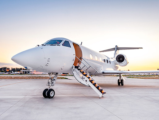 Tax Advisory - Private Jet for Executive Travel