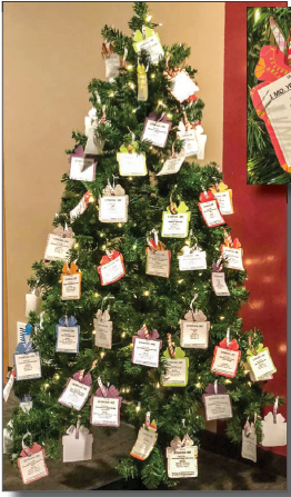 The Giving Tree: Verndale Family Life Church will help children in need this Christmas