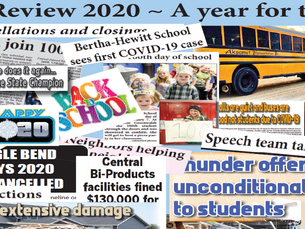Year in Review 2020 ~ A year for the books