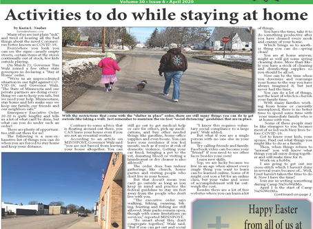 April 2020 Todd-Wadena Courier