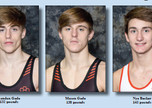 Seven LPGE-Browerville Wolves qualify for State
