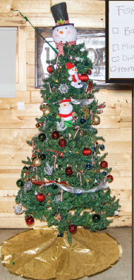 Giving Tree is a goodwill gesture this holiday season