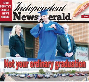 Not your ordinary graduation