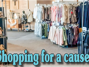 Shopping for a cause: Second Hand Boutique raised over $7000 to fight human trafficking