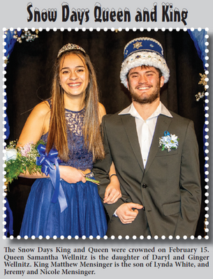 Snow Days Queen and King