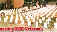 Honoring 1060 Veterans