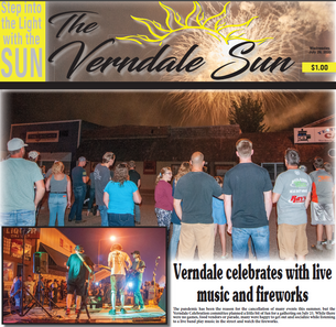 Verndale celebrates with live music and fireworks