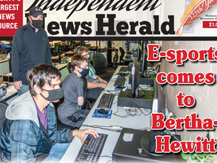 E-sports comes to Bertha-Hewitt