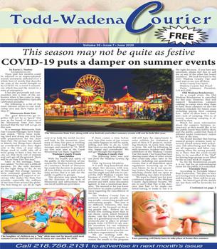 June Todd-Wadena Courier