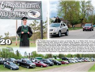 Congratulations Graduates 2020
