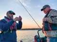Koep hosts Governor Walz for fishing opener