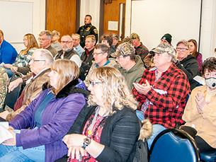 Wadena County Commissioners: Approved resolution declaring Second Amendment dedicated county