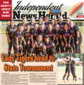 Lady Tigers head to State Tournament