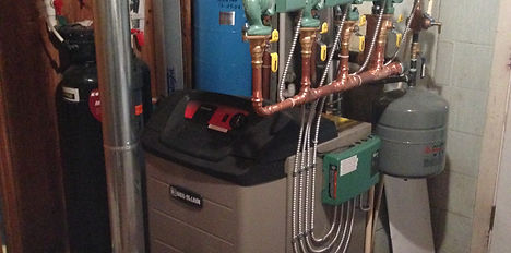HVAC repair service installation sales