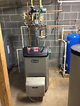 Oil Gas Boilers HVAC service repair installation