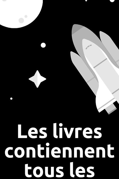 """Marque-Page """" Univers"""""""