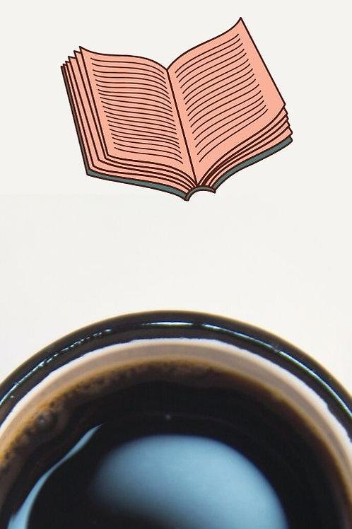 Marque-Page Café