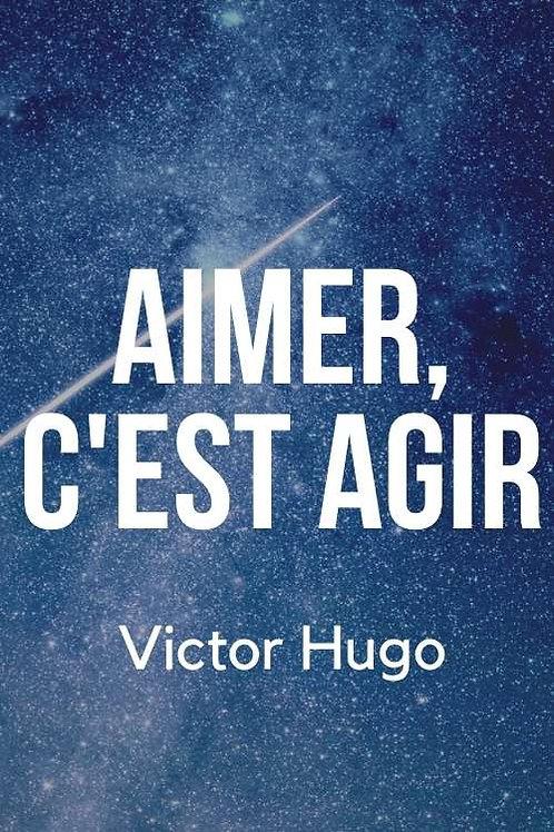 """Marque-page """" Hugo """""""