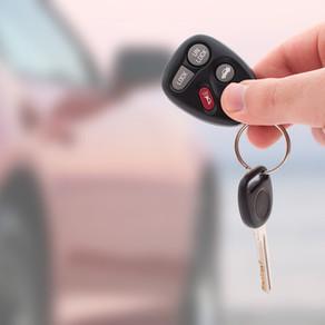 Kan ik mijn auto naar privé halen?