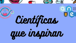Científicas que inspiran