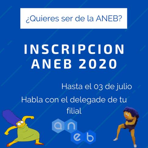¿Quieres ser parte de la ANEB?