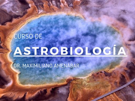 Curso de Astrobiología para socios USACh
