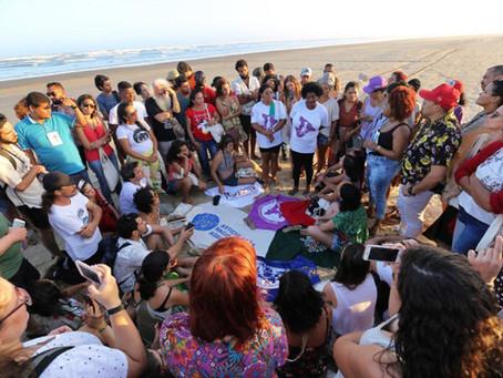 O que o petróleo derramado sobre o Nordeste tem a ver com a vida dos povos tradicionais da Bocaina?