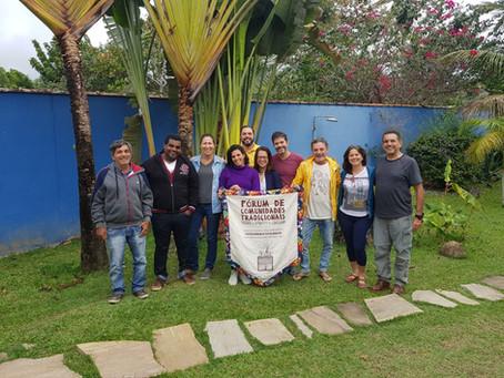 Funasa e Fiocruz avaliam parceria com o OTSS para a promoção de territórios sustentáveis e saudáveis