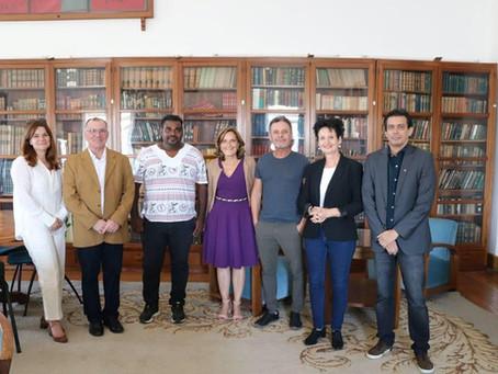 Fiocruz e FCT consolidam cooperação com Universidade de Coimbra e Universidade de Paris VIII