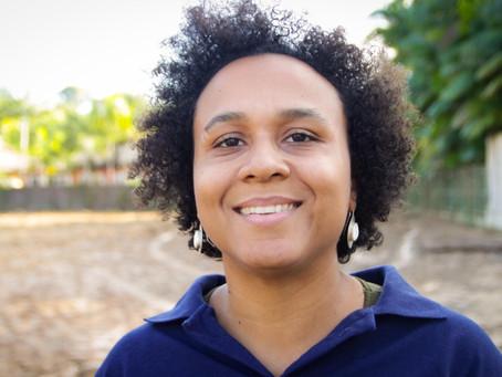 Karine Narahara, do Ibama, fala sobre a caracterização dos territórios tradicionais da Bocaina