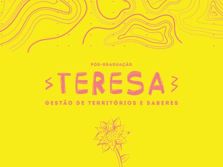 Pós-graduação TERESA terá início com aula inaugural aberta a todos
