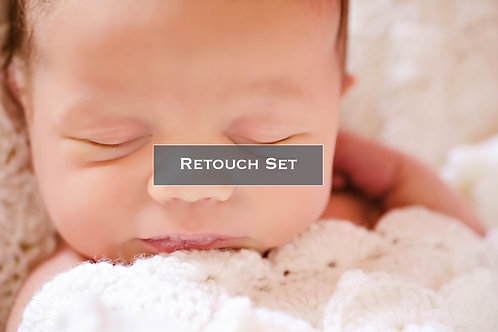 Photoshop Actions | Retouch Set