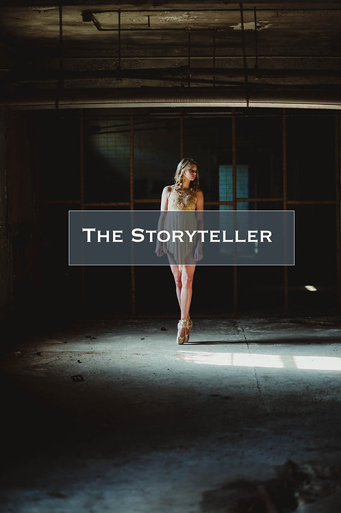 Lightroom & ACR Presets | The Storyteller