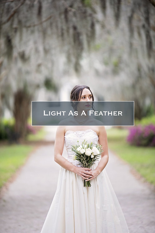 Lightroom & ACR Presets | Light as a Feather