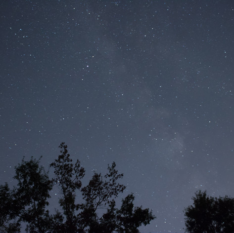 Long Exposure Stars