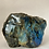 Thumbnail: Labradorite with One Polished Face