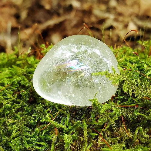 Clear Quartz Tumble