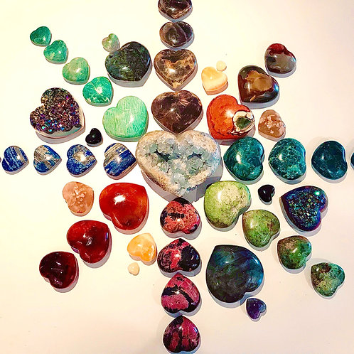 Crystal Alignment and Chakra Balancing Session