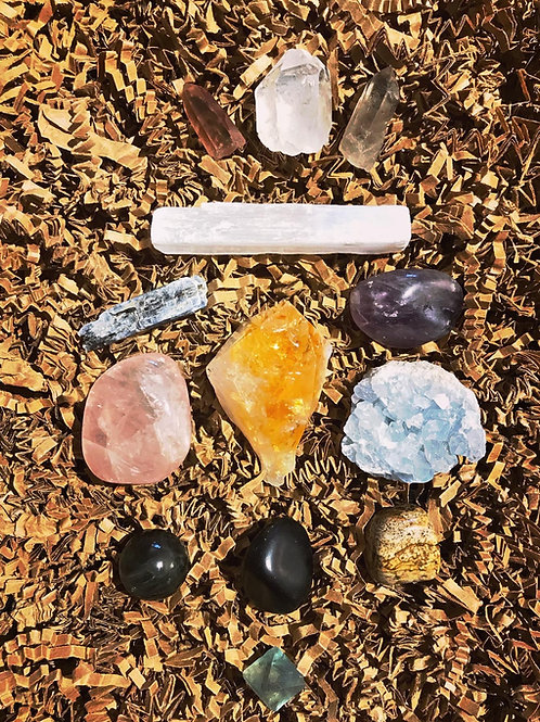 Foundations Crystal Healing Collection