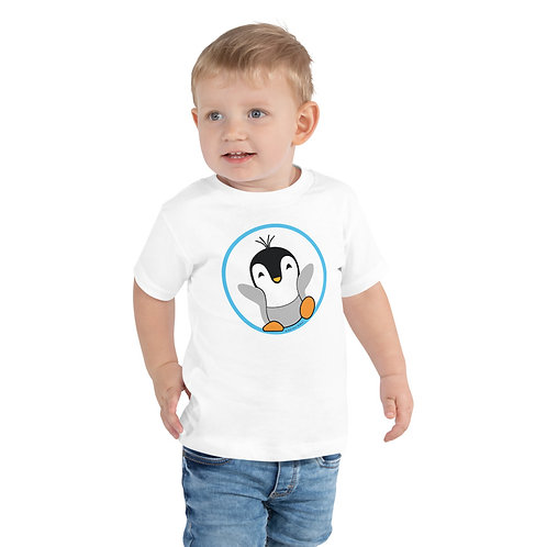 Pauly Dorable Toddler Short Sleeve Tee