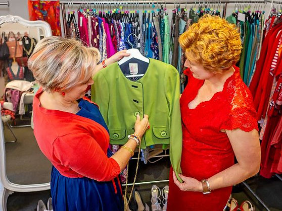 Colour me Kate style consultation
