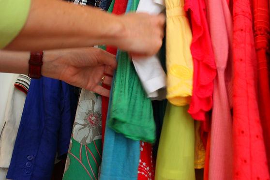 Colour me Kate Virtual Wardrobe Audit