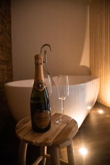Luxe badkamer - De Beemden