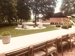 B&B - Vakantiewoning tuin