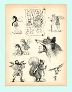 Adriana's Quest Children's Book