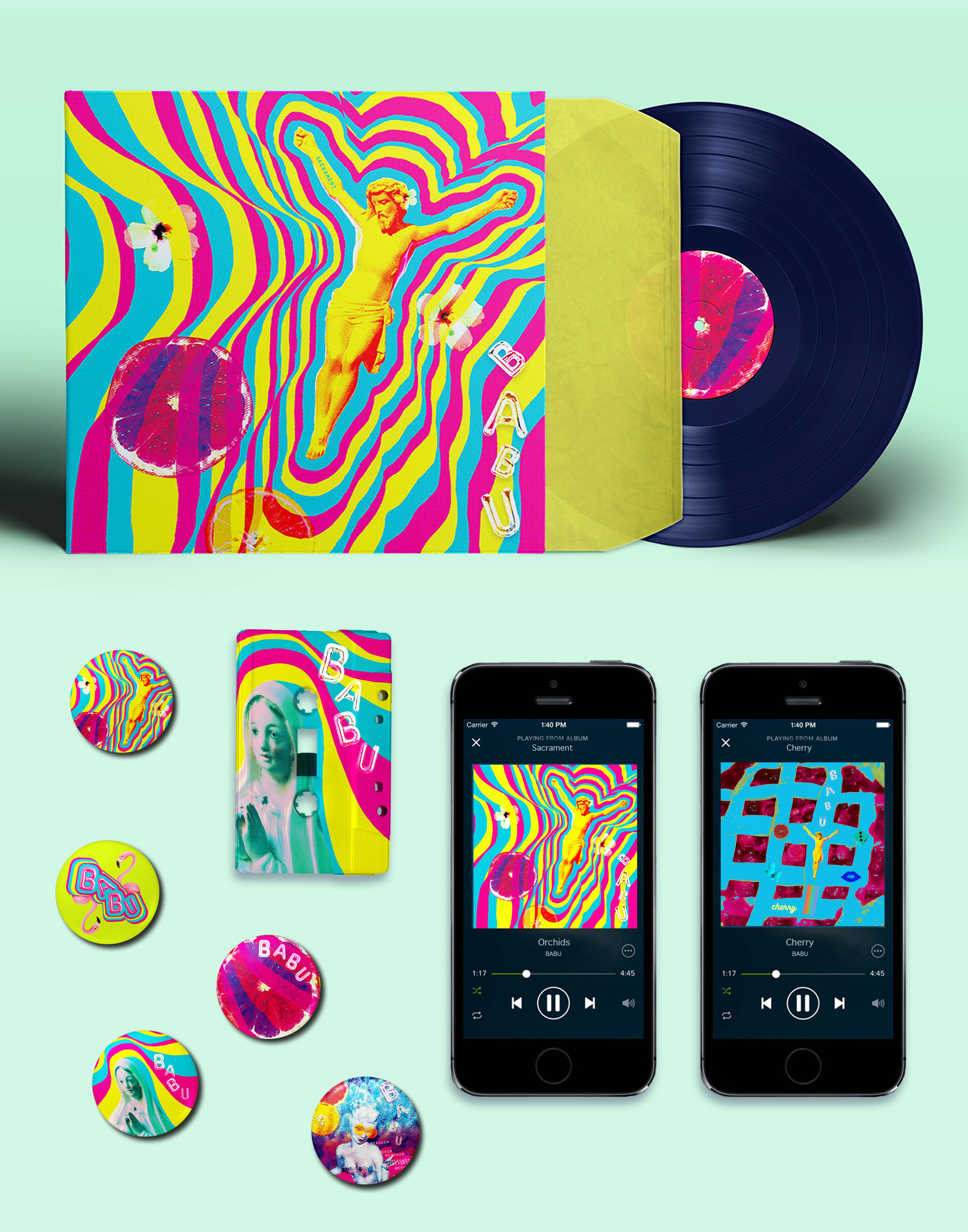 Music Branding: BABU